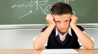 بررسی انگیزه تحصیلی در دانش آموزان دوره ابتدایی - Word