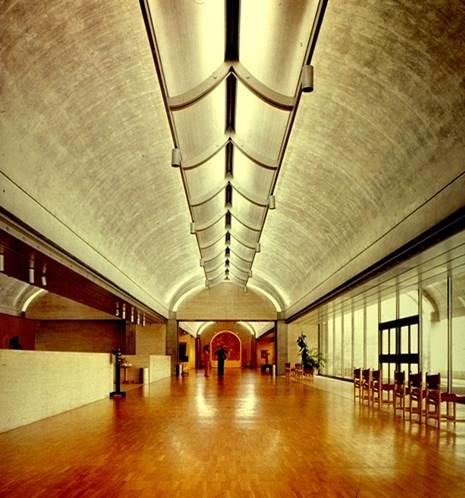 پاورپوینت معماری مدرن متاخر