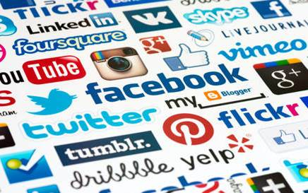 پاورپوینت شبکه های اجتماعی و اثرات آنها