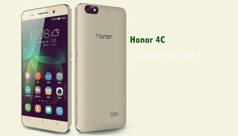جدیدترین سلوشن تعمیراتی هواوی Huawei Honor 4C